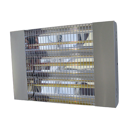 CHAUFFAGE INFRA 4500 GRILLE